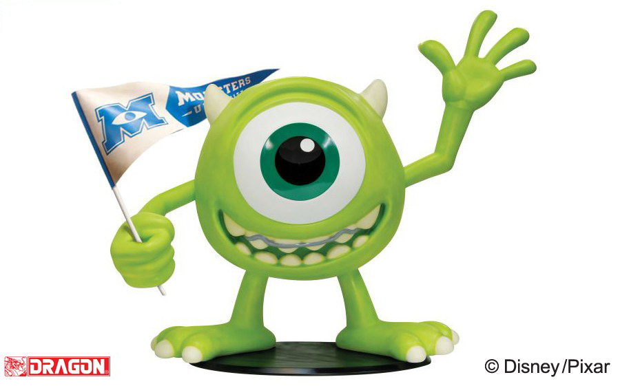 Free Baby Mike Wazowski Coloring Pages