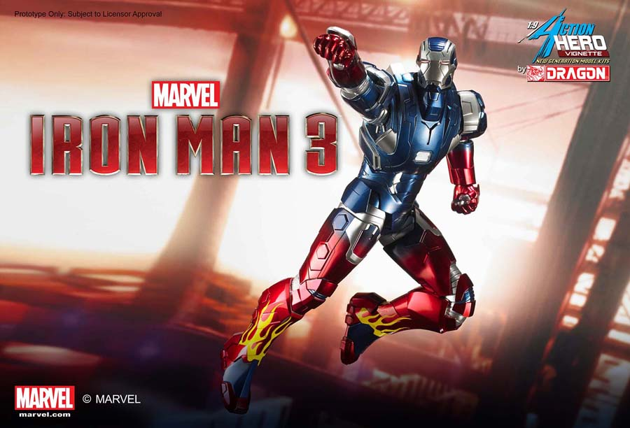 Iron Man Mark 22 Hot Rod (Limited Edition) | UML Group ...