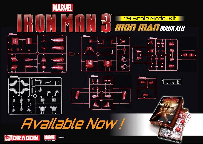 Iron Man Mark 42 3d Model Iron Man 42 Figure in Model
